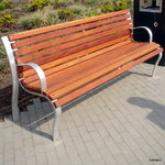 Bank Uribitarte Bench